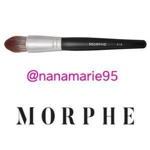 🆕WOT! MORPHE E12 POINTED FOUNDATION BRUSH